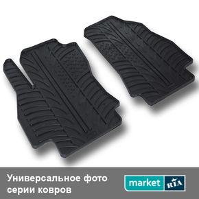 Модельные коврики в салон Dacia Dokker 2012-2017