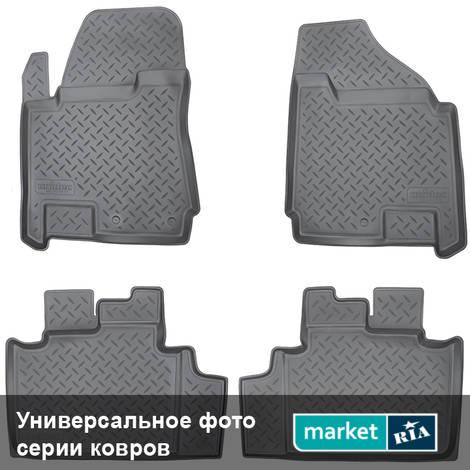 Коврики Nor-Plast Standart: фото - MARKET.RIA