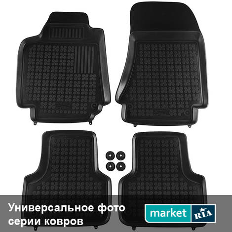 Коврики Rezaw-Plast Standart: фото - MARKET.RIA