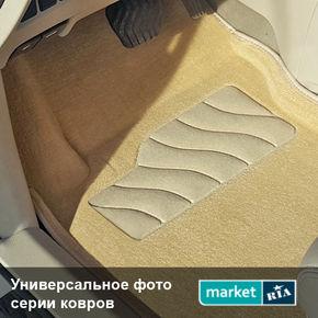 Модельные коврики в салон Seintex 3D