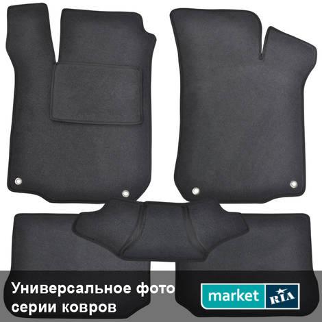Модельные коврики в салон Opel Vivaro 2001-2006 Virtus Ciak (Низкий ворс): фото - MARKET.RIA