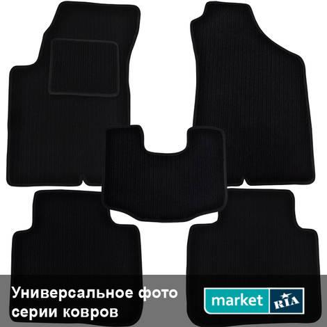 Модельные коврики в салон Honda Accord 2002-2008 Virtus Twincord (Высокий ворс): фото - MARKET.RIA