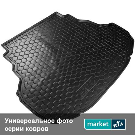 Коврики в багажник Avto-Gumm Polyurethane: фото - MARKET.RIA