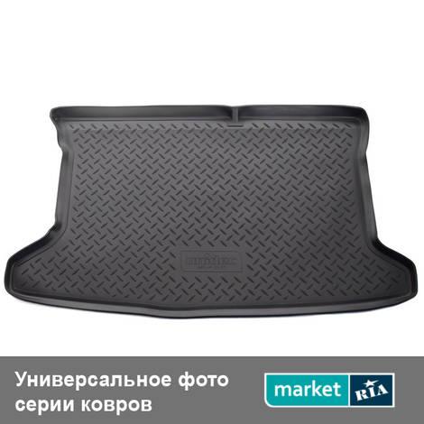 Коврики в багажник Nor-Plast Polyurethane: фото - MARKET.RIA
