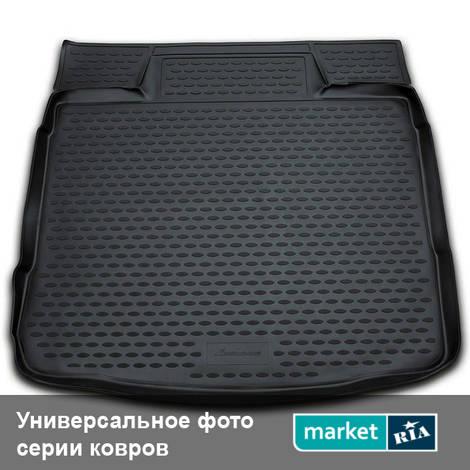 Коврики в багажник  Volkswagen Passat CC 2012-2017  Novline Polyurethane: фото - MARKET.RIA