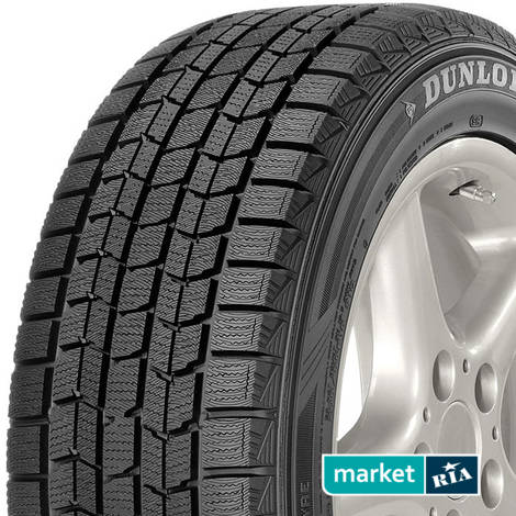 Зимние шины Dunlop Graspic DS-3 195/65R15 91Q: фото - MARKET.RIA