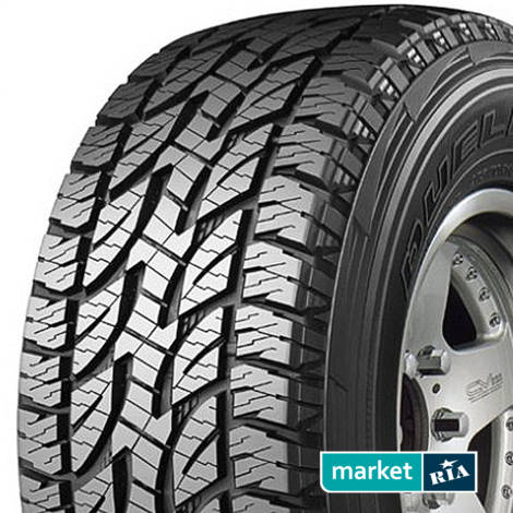Всесезонные шины Bridgestone Dueler A/T 694: фото - MARKET.RIA