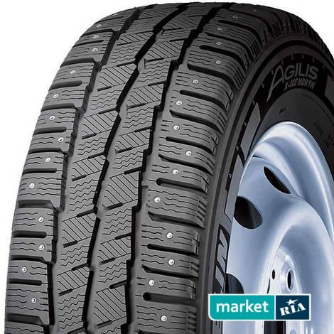 Зимние шины Michelin Agilis X-Ice North 165/70R14C 89/87R шипованная C: фото - MARKET.RIA