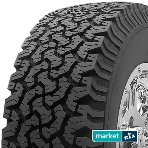Всесезонные шины BF Goodrich All Terrain T/A KO 315/70R17 121R: фото - MARKET.RIA