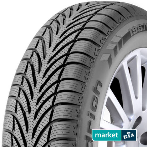 Зимние шины BF Goodrich  BFGoodrich g-Force Winter (185/55R15 82T): фото - MARKET.RIA