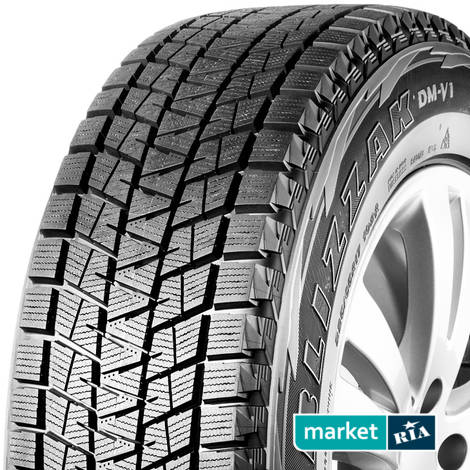 Зимние шины  Bridgestone Blizzak DM-V1 (285/45R22 110R): фото - MARKET.RIA