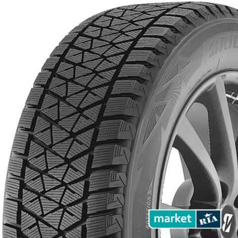 Зимние шины  Bridgestone Blizzak DM-V2 (215/70R16 100S): фото - MARKET.RIA