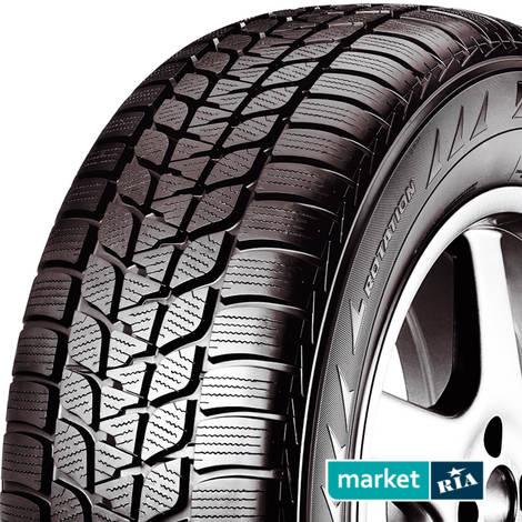 Зимние шины Bridgestone Blizzak LM-25 235/50R18 97H: фото - MARKET.RIA