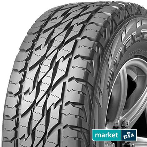 Всесезонные шины Bridgestone Dueler A/T 697: фото - MARKET.RIA
