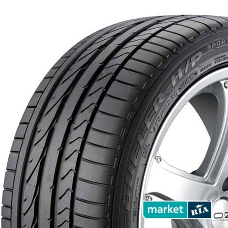Летние шины Bridgestone Dueler H/P Sport 215/65R16 98H: фото - MARKET.RIA