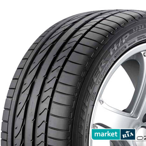 Летние шины Bridgestone   Dueler H/P Sport (225/55R18 98V): фото - MARKET.RIA
