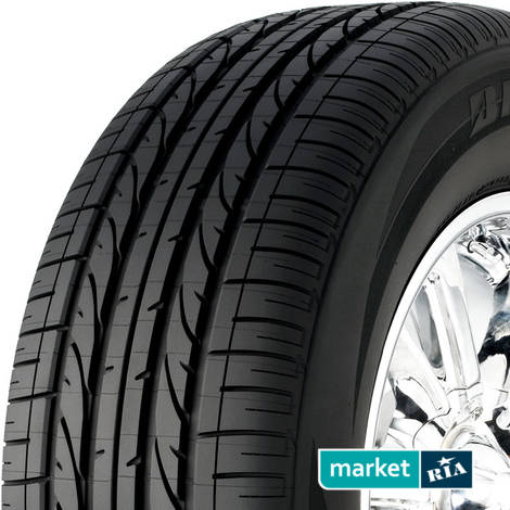 Летние шины Bridgestone Dueler H/P Sport 275/45R19 108Y N0 XL: фото - MARKET.RIA