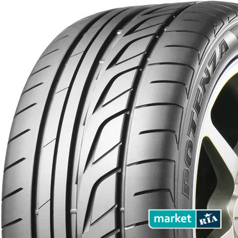 Летние шины Bridgestone Potenza Adrenalin RE001 215/55R16 93W: фото - MARKET.RIA