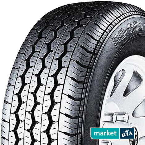 Шины Bridgestone RD-613V Steel: фото - MARKET.RIA