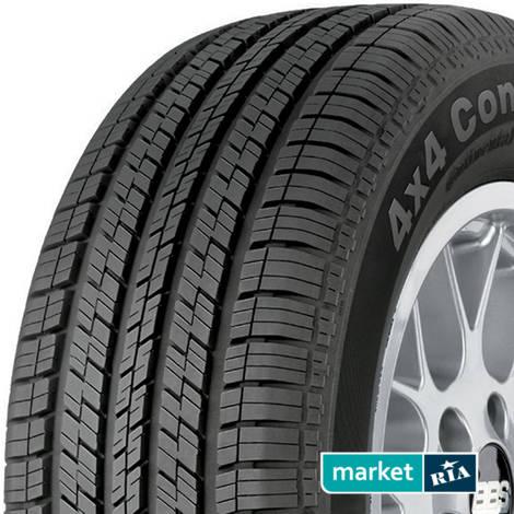 Летние шины  Continental 4x4 Contact (235/65R17 104H): фото - MARKET.RIA
