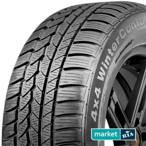 Зимние шины Continental WINTER CONTACT 4X4 235/60R16 100T: фото - MARKET.RIA