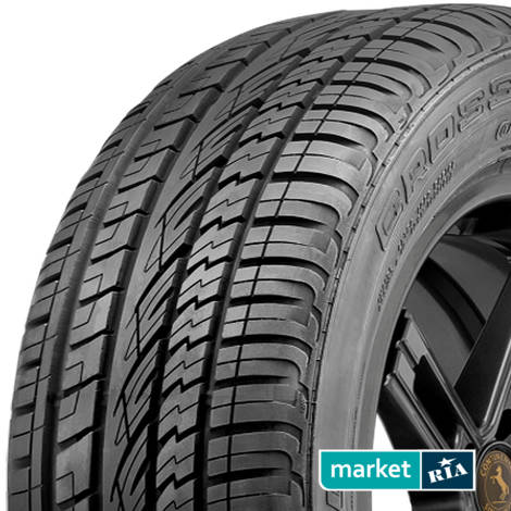 Летние шины Continental   ContiCrossContact UHP (255/55R18 105W): фото - MARKET.RIA
