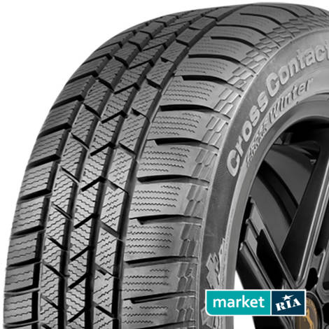Зимние шины Continental ContiCrossContact Winter 235/55R18 100H: фото - MARKET.RIA