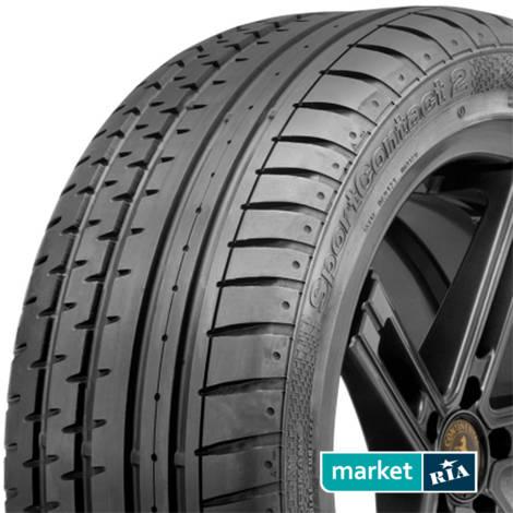Летние шины Continental ContiSportContact 2 245/40R20 99Y: фото - MARKET.RIA