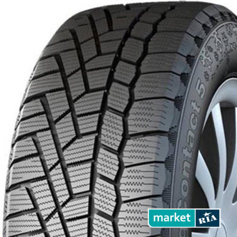 Зимние шины Continental ContiVikingContact 5 185/65R15 92T XL: фото - MARKET.RIA