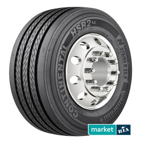 Всесезонные шины Continental HSR2 315/70R22.5 154L: фото - MARKET.RIA