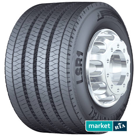 Всесезонные шины Continental LSR1 265/70R17.5 139M: фото - MARKET.RIA