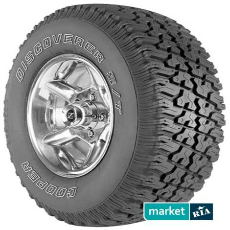 Всесезонные шины Cooper   DISCOVERER S/T (285/75R16 122N): фото - MARKET.RIA