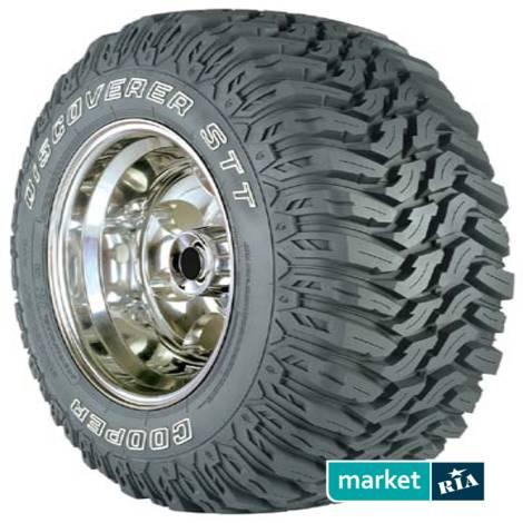 Всесезонные шины Cooper DISCOVERER STT 315/75R16 121Q: фото - MARKET.RIA