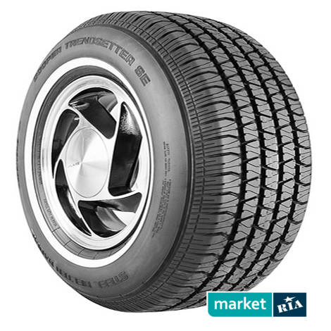 Всесезонные шины Cooper TRENDSETTER SE 205/75R15 97S: фото - MARKET.RIA