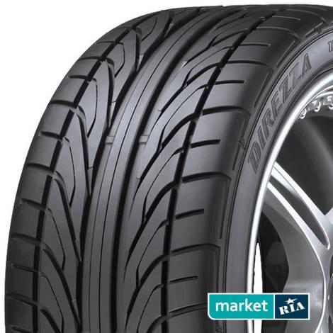Летние шины Dunlop   Direzza DZ101 (215/45R17 87W): фото - MARKET.RIA