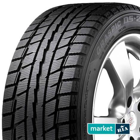Зимние шины Dunlop Graspic DS-2 225/50R16 92Q: фото - MARKET.RIA