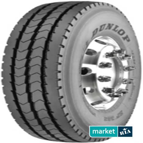 Всесезонные шины Dunlop SP 382: фото - MARKET.RIA