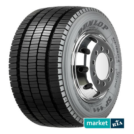 Всесезонные шины Dunlop SP 444 295/80R22.5 152M: фото - MARKET.RIA