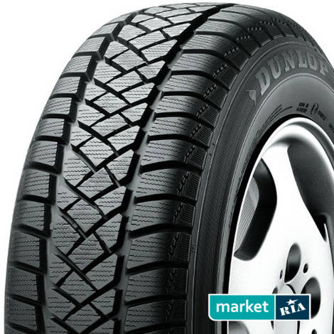Зимние шины  Dunlop SP LT60 (225/70R15 112R): фото - MARKET.RIA