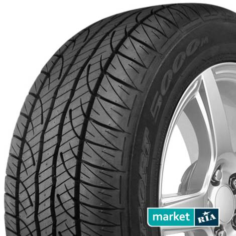 Всесезонные шины Dunlop SP Sport 5000M 275/55R20 111H: фото - MARKET.RIA