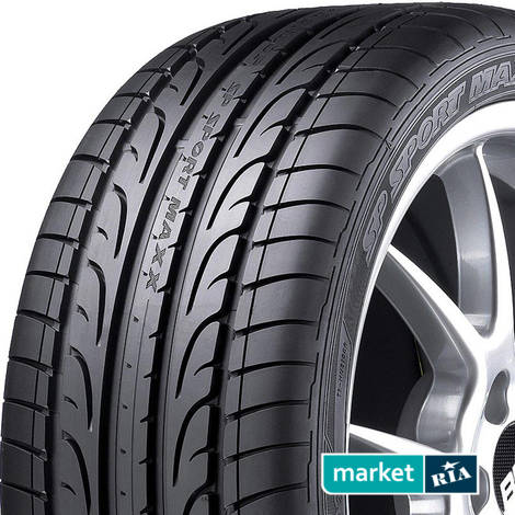 Шины Dunlop SP Sport Maxx: фото - MARKET.RIA