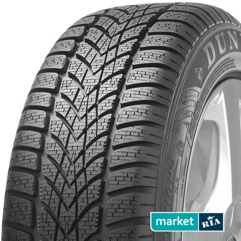 Зимние шины Dunlop SP Winter Sport 4D: фото - MARKET.RIA