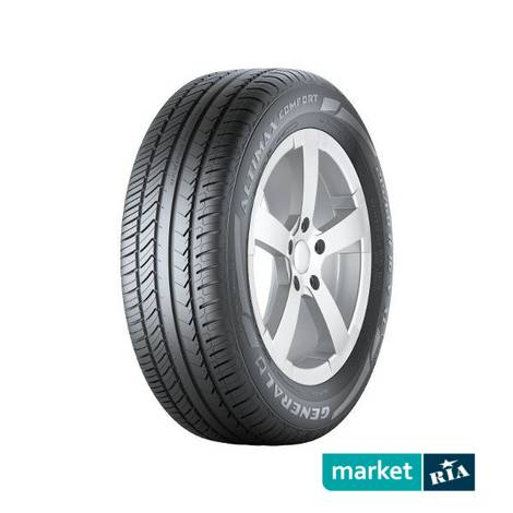 Летние шины  General Altimax Comfort (165/70R14 81T): фото - MARKET.RIA