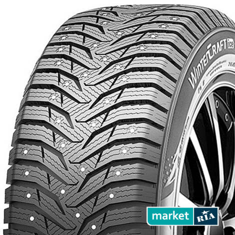 Зимние шины  Marshal WinterCraft ICE Wi31 (225/45R17 94T): фото - MARKET.RIA