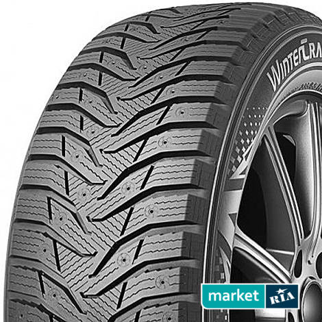 Зимние шины Marshal WinterCraft SUV ice WS31: фото - MARKET.RIA