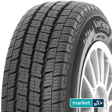 Всесезонные шины  Matador MPS125 Variant (195/75R16C 107R): фото - MARKET.RIA