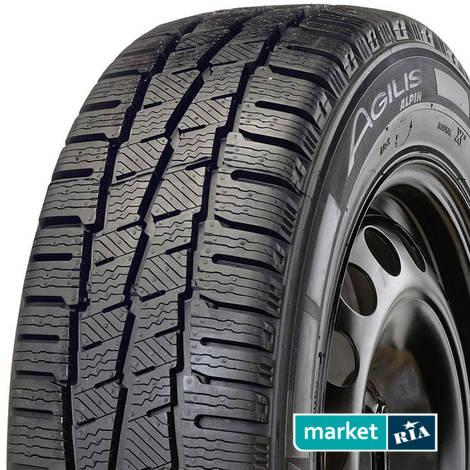 Зимние шины  Michelin Agilis Alpin (195/75R16C 107R): фото - MARKET.RIA
