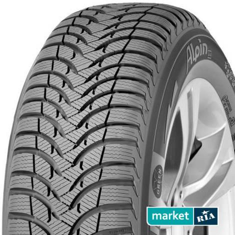 Шины Michelin Alpin A4: фото - MARKET.RIA