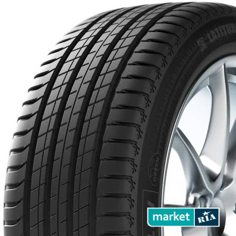 Летние шины  Michelin Latitude Sport LS3 (255/55R17 104V): фото - MARKET.RIA