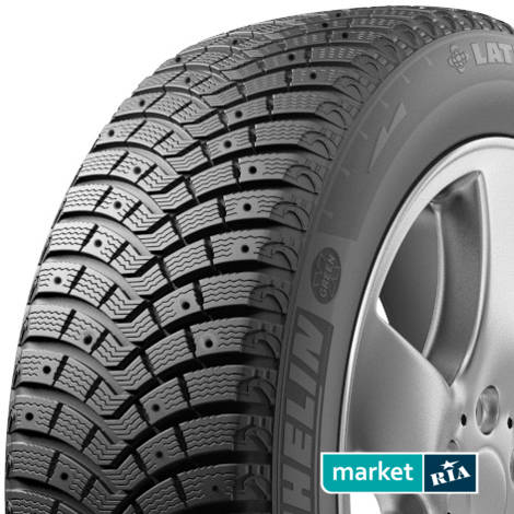 Зимние шины  Michelin Latitude X-Ice North LXIN2+ (275/50R20 113T): фото - MARKET.RIA